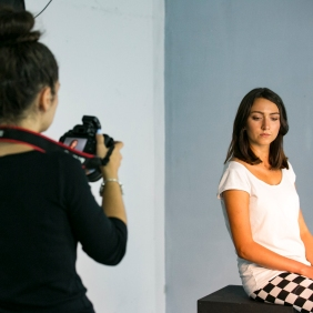 Behind the scene. Pic 5