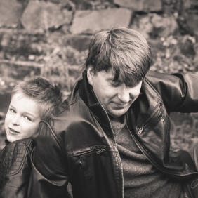As father as son. Pic 16