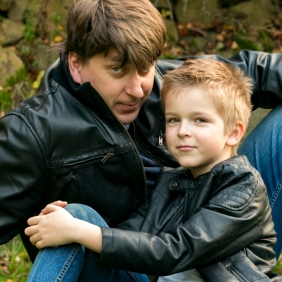 As father as son. Pic 11