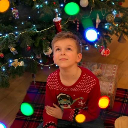 Christmas story. Pic 1