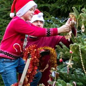 Christmas story. Pic 13