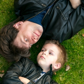 As father as son. Pic 8