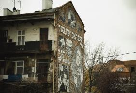 Krakow street art tour. Pic 18