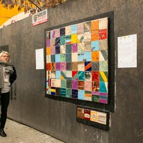 Krakow street art tour. Pic 17