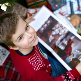 Christmas story. Pic 16