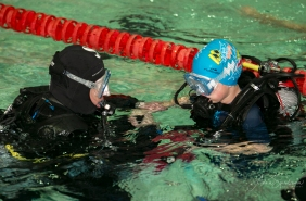 Diving lesson. Pic 9