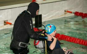 Diving lesson. Pic 7