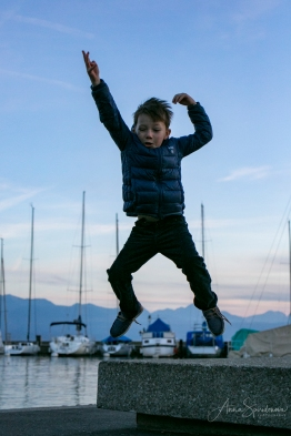 Little boy - big dreamer. Pic 10