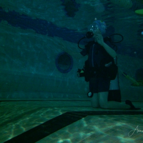 Diving lesson. Pic 6