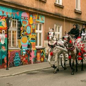 Krakow street art tour. Pic 7