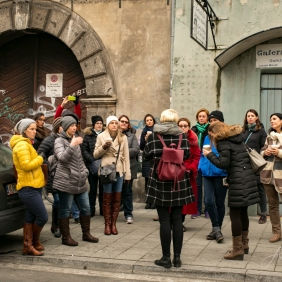 Krakow street art tour. Pic 6