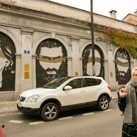 Krakow street art tour. Pic 5