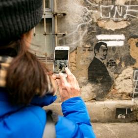 Krakow street art tour. Pic 3