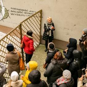 Krakow street art tour. Pic 2
