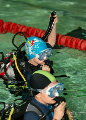 Diving lesson. Pic 4