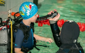Diving lesson. Pic 3