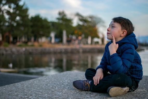 Little boy - big dreamer. Pic 6