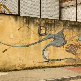 Krakow street art tour. Pic 15