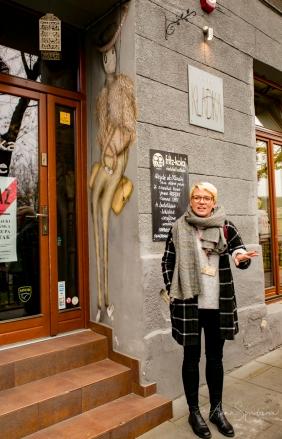Krakow street art tour. Pic 11