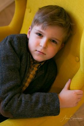 The son's portrait. Pic 9
