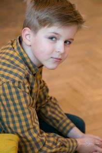 The son's portrait. Pic 2