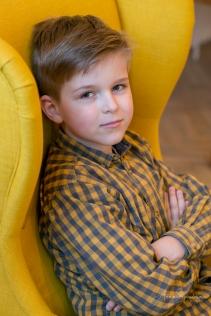 The son's portrait. Pic 1