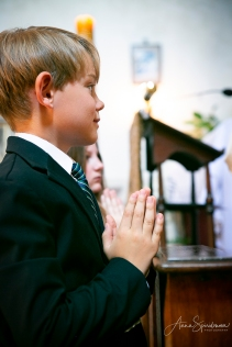 First Communion. Pic 22