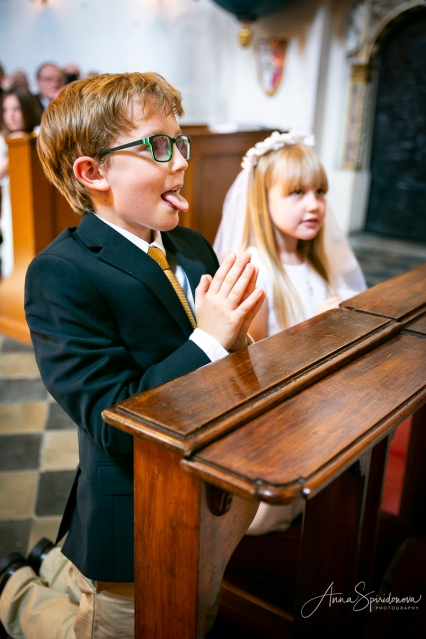 First Communion. Pic 24