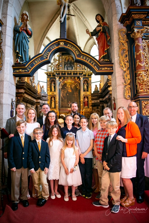 First Communion. Pic 32