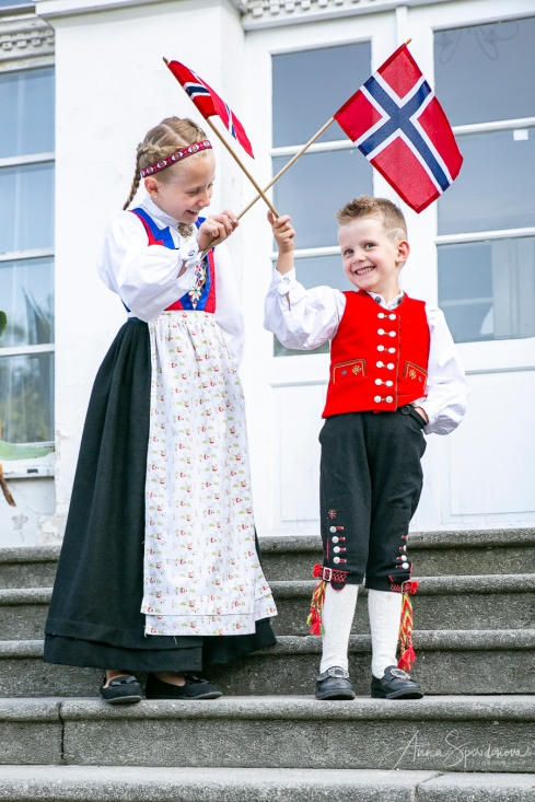 Norwegian day. Pic 1