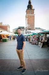 In Krakow, in love. Pic 15
