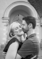 In Krakow, in love. Pic 16