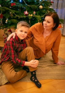 Christmas with Granny. Pic 7