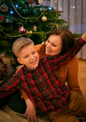 Christmas with Granny. Pic 9
